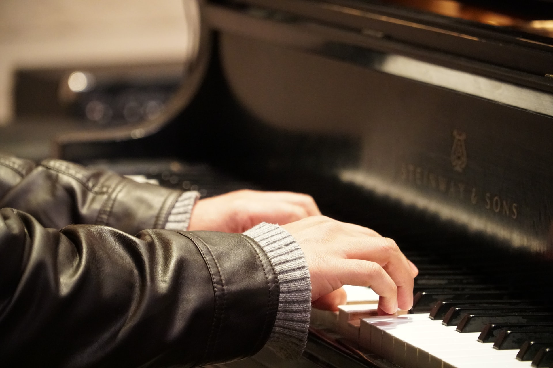 Why Pianos Are Black