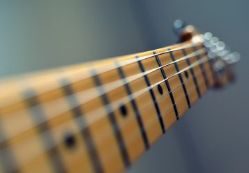 Which Guitar Has the Thinnest Neck?