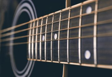 Are Light Guitar Strings Easier To Play?